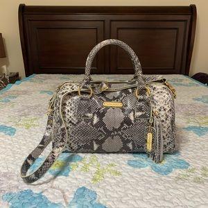Cynthia Rowley satchel /luxurious/like new